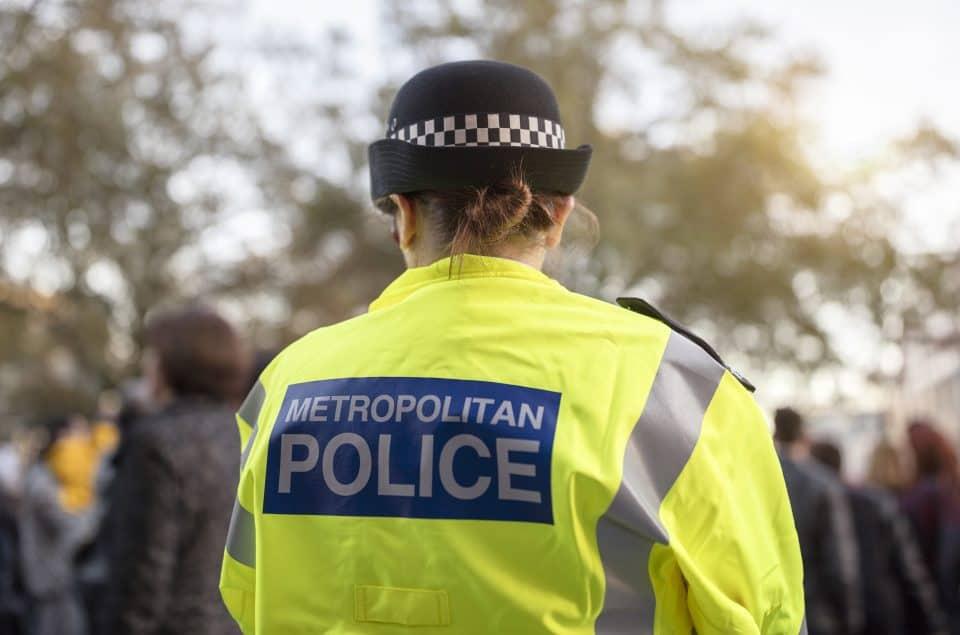 Met police case study