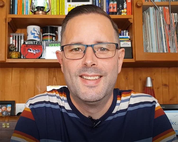 Richard Hawkins profile